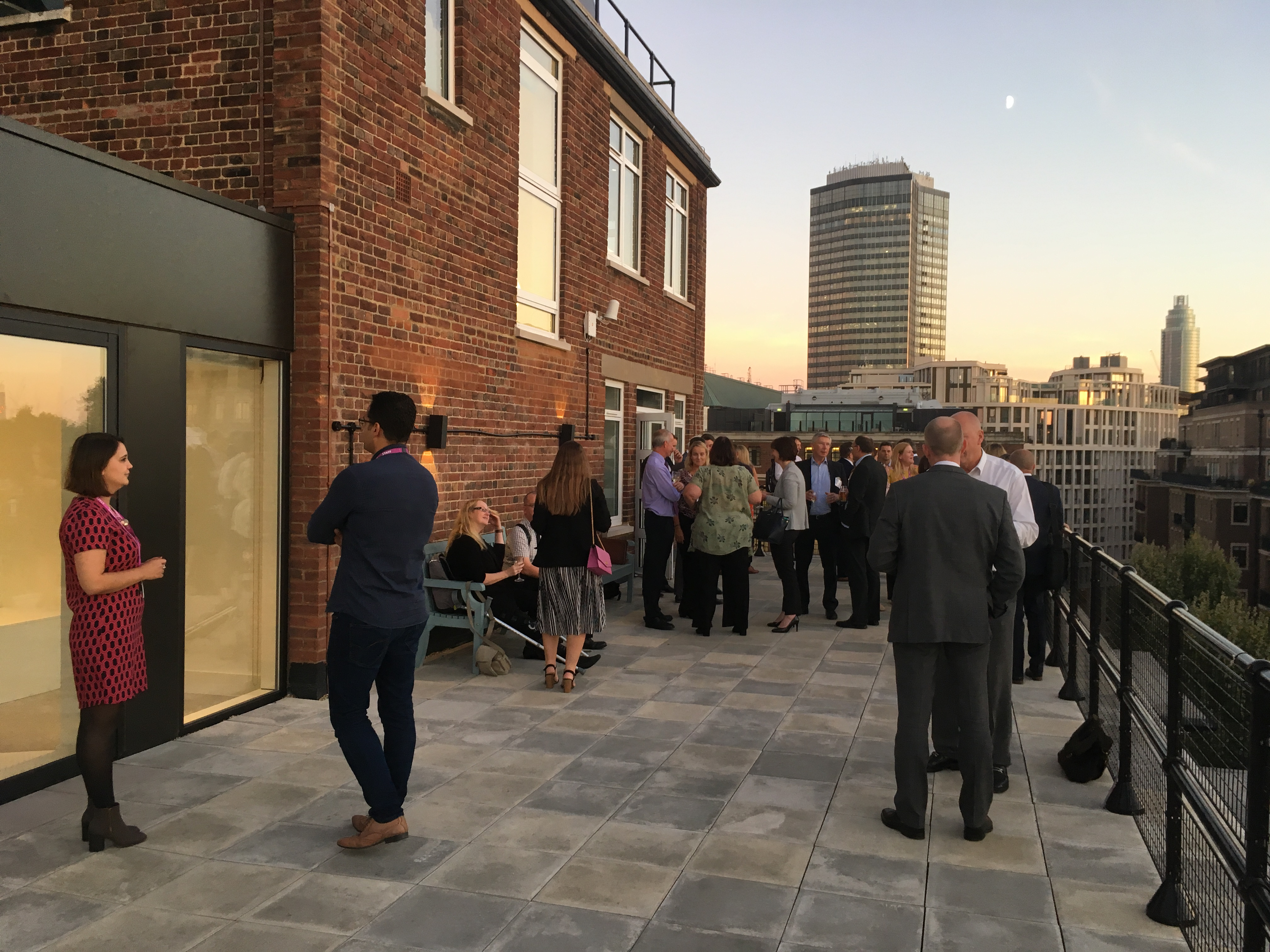 AGM 2018 networking drinks reception